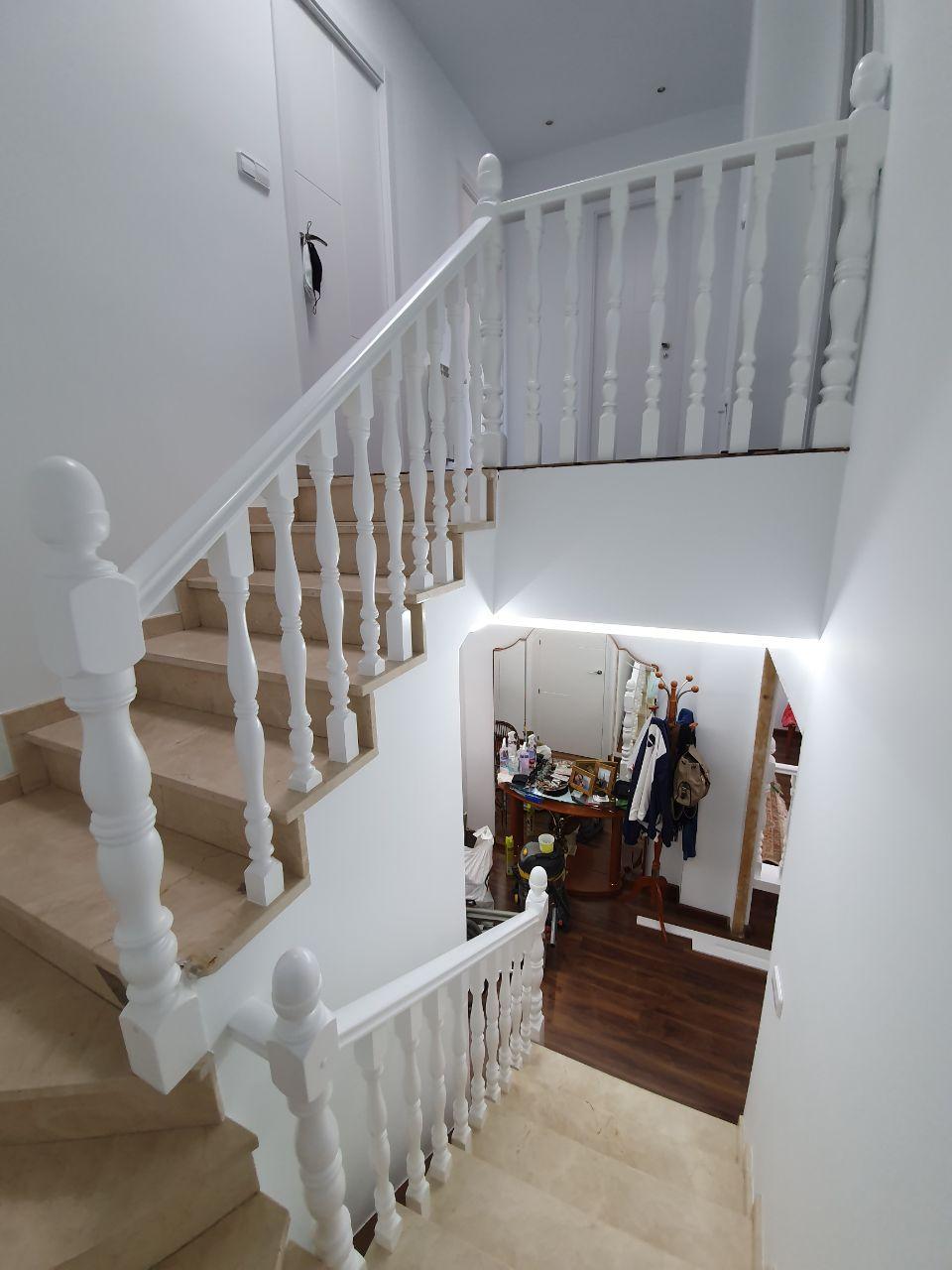 Barandillas en Escalera