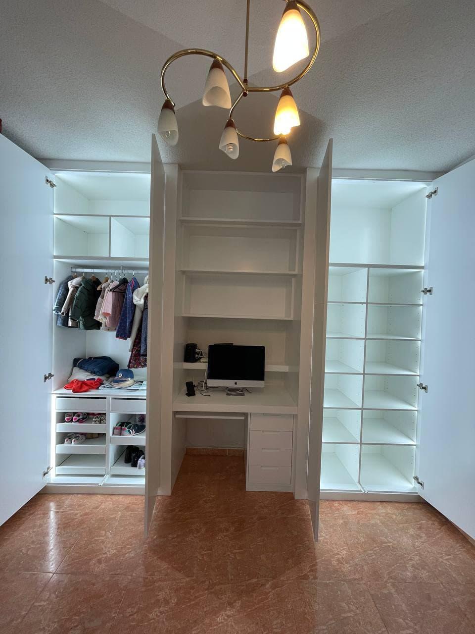Armarios-vestidor-En Madrid